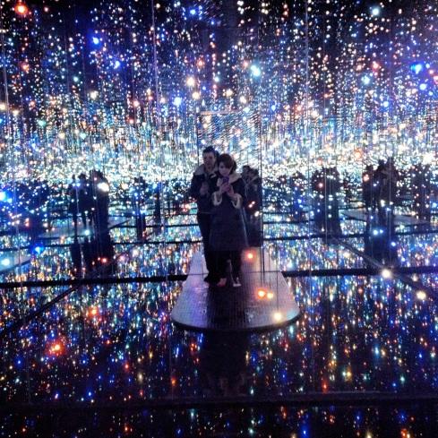 Yayoi Kusama, Infinity Room